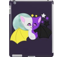 Nonbinary Pride Bat iPad Case/Skin