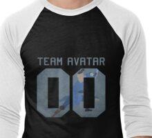 Team Avatar Sokka Men's Baseball ¾ T-Shirt