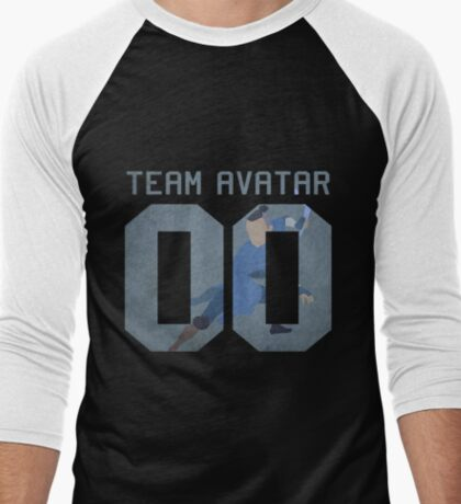 Team Avatar Sokka Men's Baseball ¾ T-Shirt