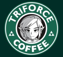 Triforce Coffee by thehappyiceman7
