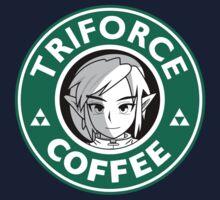 Triforce Coffee One Piece - Short Sleeve