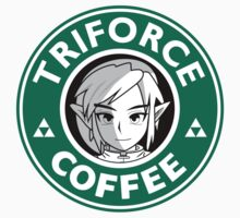Triforce Coffee One Piece - Short Sleeve
