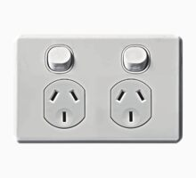 Electrical Outlet - Type i Kids Clothes
