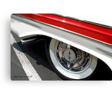 Classic Car 152 Canvas Print