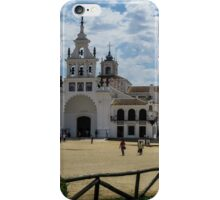 The Hermitage of El Rocío iPhone Case/Skin