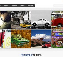 Cars going places or not! - 4 September 2010 by The RedBubble Homepage