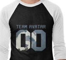 Team Avatar Appa Men's Baseball ¾ T-Shirt