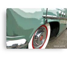 Classic Car 153 Canvas Print