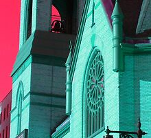 Immanuel Lutheran Church* - Grand Rapids, MI - Christmas Colors by Deb  Badt-Covell