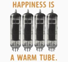 Happiness is a warm tube (EL84/6BQ5) Kids Clothes