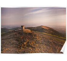 The Beacon - The Malvern Hills Poster