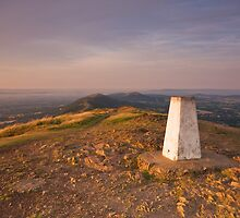 Worcestershire Beacon by Douglas  Latham