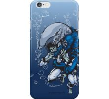 """... And I am the SHARK"" iPhone Case/Skin"