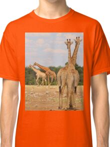 Giraffe - Jealousy and Funny Love Classic T-Shirt