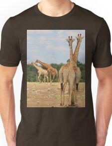 Giraffe - Jealousy and Funny Love Unisex T-Shirt