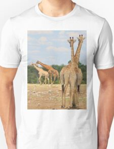 Giraffe - Jealousy and Funny Love T-Shirt