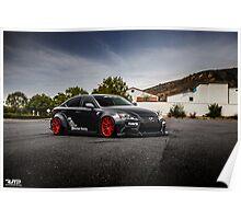 LTMW Rocket Bunny Lexus Poster
