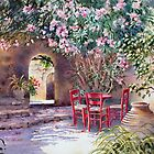 Under the Oleander Tree by Ann Mortimer