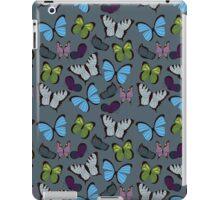 Butterflies 01 iPad Case/Skin
