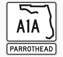 A1A - Parrothead One Piece - Short Sleeve