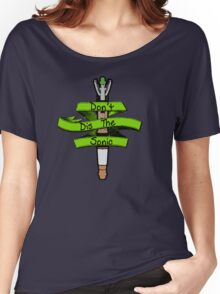 Don't Dis the Sonic - Doctor Who Women's Relaxed Fit T-Shirt