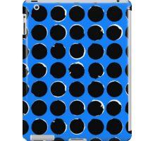 Blue eclipse iPad Case/Skin