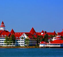 Disney's Grand Floridian Resort & Spa by Mikaela Fox