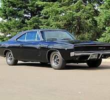 1968 DODGE CHARGER by HALIFAXPHOTO