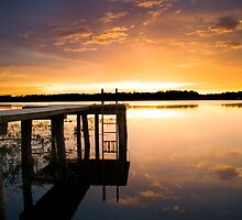 Beauty by the Dock by Parker Cunningham