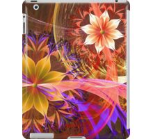 Out Among the Flowers iPad Case/Skin