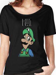 Mama Luigi Women's Relaxed Fit T-Shirt