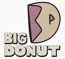 Big Donut with text - Steven Universe Kids Clothes