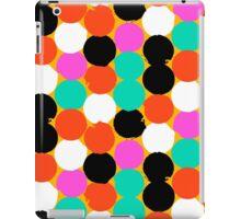 Colorful circles pattern iPad Case/Skin