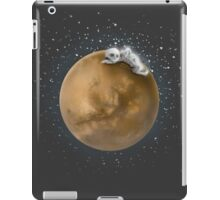 Lost in a Space / Marsporror iPad Case/Skin