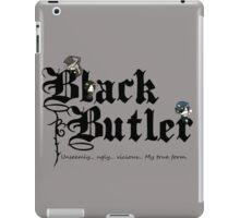 Black Butler Chibis iPad Case/Skin