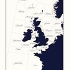 Shipping Forecast by beebrady