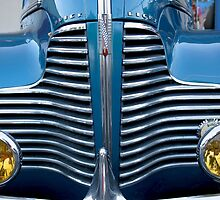 1940 Buick Eight Sedan by Mark Kopczewski