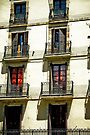 Barcelona 10 by Jean M. Laffitau