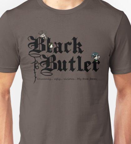 Black Butler Chibis Unisex T-Shirt