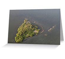 Pelican Island National Wildlife Refuge Greeting Card