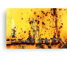 Great Fire of London - 1666 Canvas Print