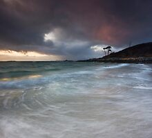 Scotland: Arisaig Storm by Angie Latham