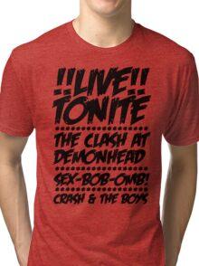 Toronto Gig Poster Tri-blend T-Shirt