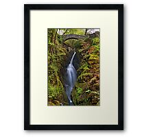 Aira Force - The Lake District Framed Print