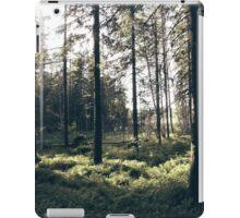 Peaceful Forest iPad Case/Skin