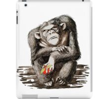 Angry Chimp iPad Case/Skin