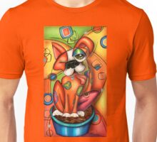 Jonnie Walker,  K9.5, a Trip and a Half Unisex T-Shirt