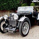 1933 MG J2 by oulgundog