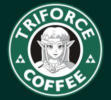 Triforce Coffee (Zelda) by thehappyiceman7