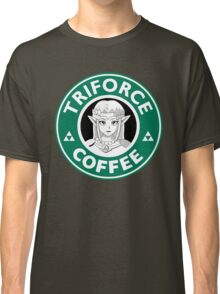 Triforce Coffee (Zelda) Classic T-Shirt